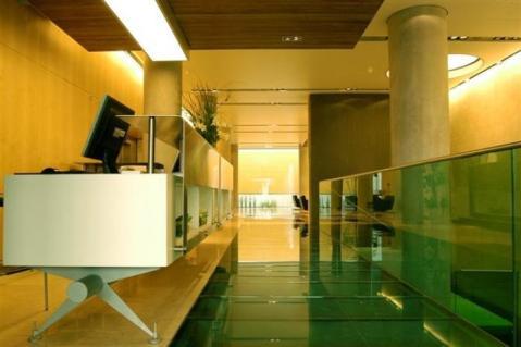 Recepção do Hotel - Foto divulgação