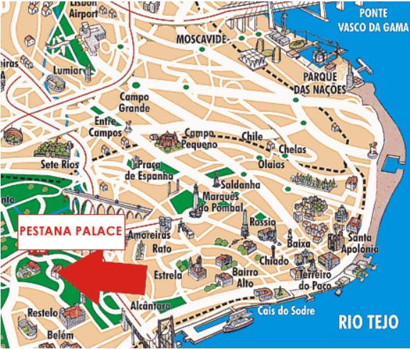 miradouros de lisboa mapa Miradouro Santa Luzia | Contando as horas miradouros de lisboa mapa