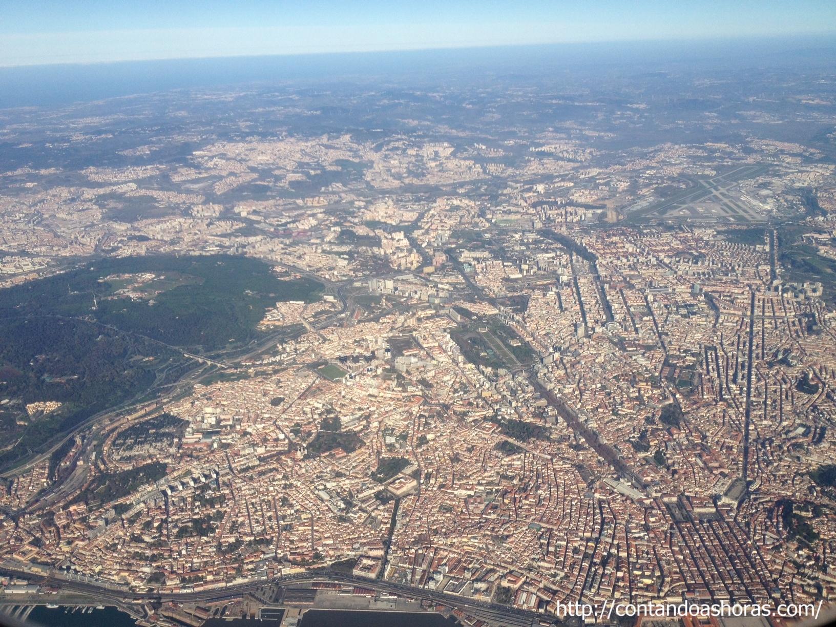 imagens a u00e9reas de lisboa e portugal