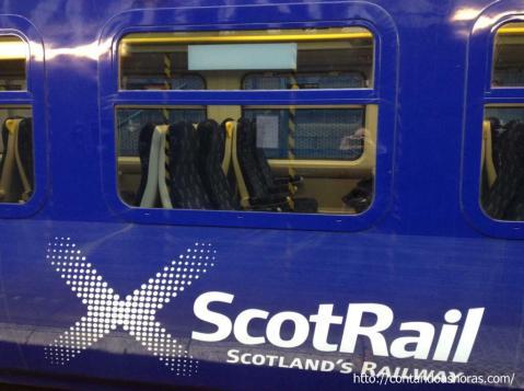 Trem da ScotRail