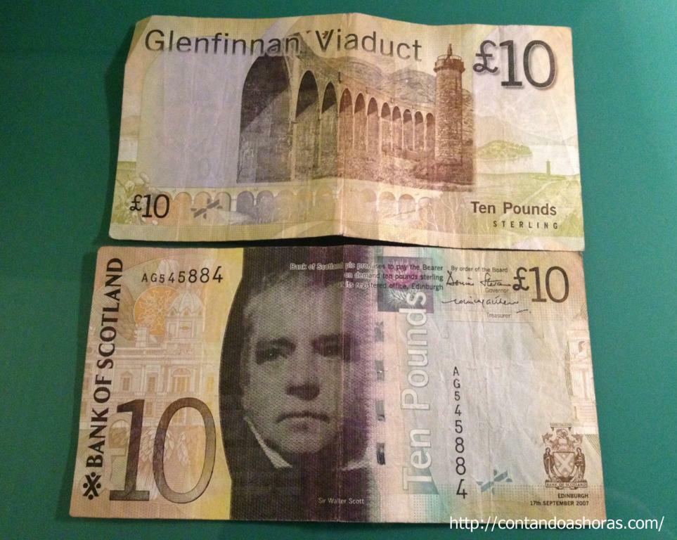 libras para euros