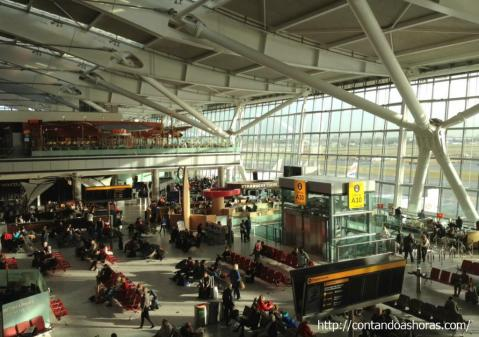 Aeroporto de Heathrow - Terminal 5