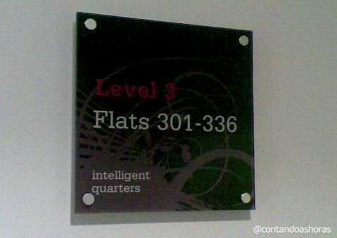 Placa indicando os quartos_1024x726