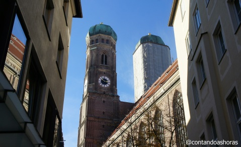As torres de outro ângulo