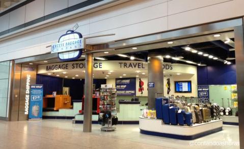 Aeroporto de Heathrow - Terminal 5