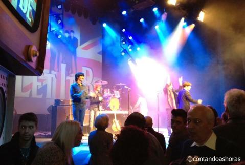 Musical Let It be, em Londres